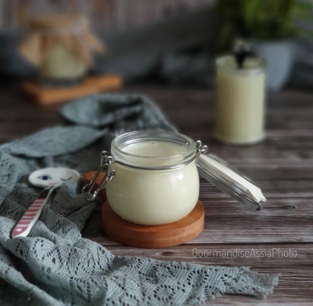 Pâte a Tartiner au Chocolat Blanc et Noix de Coco