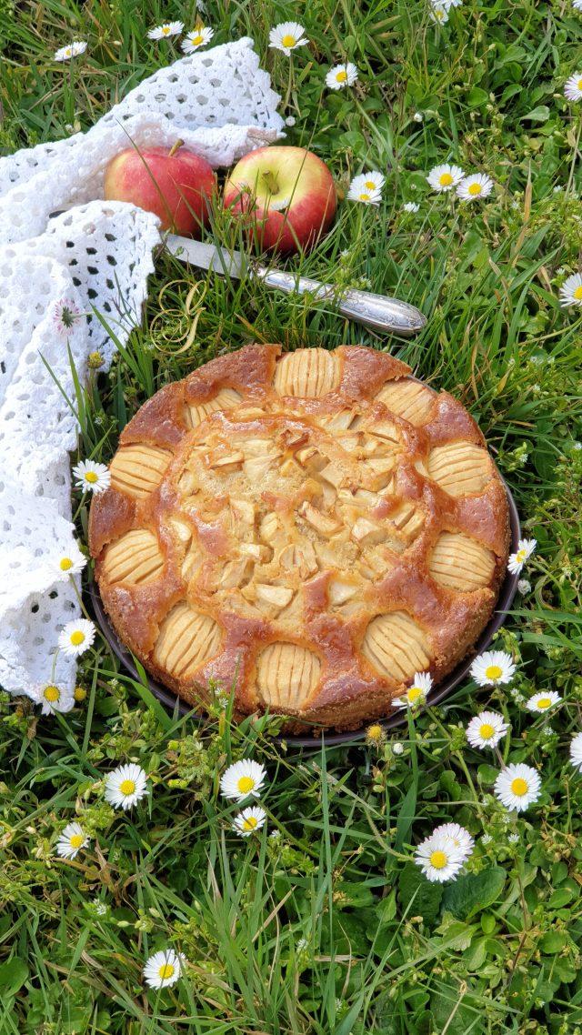 Gâteaux Moelleux aux Pommes et Mascarpone