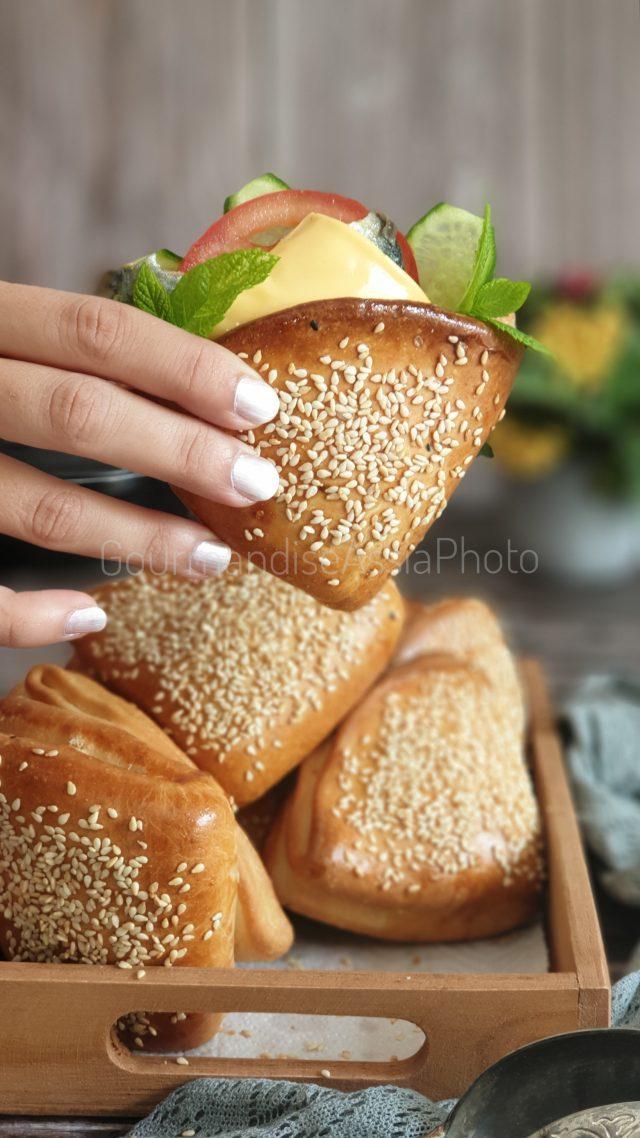 Pain Sandwich en Portefeuille