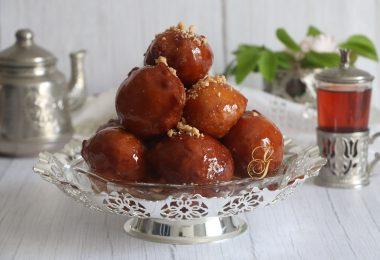 Zlabia aux Œufs pour le Ramadan