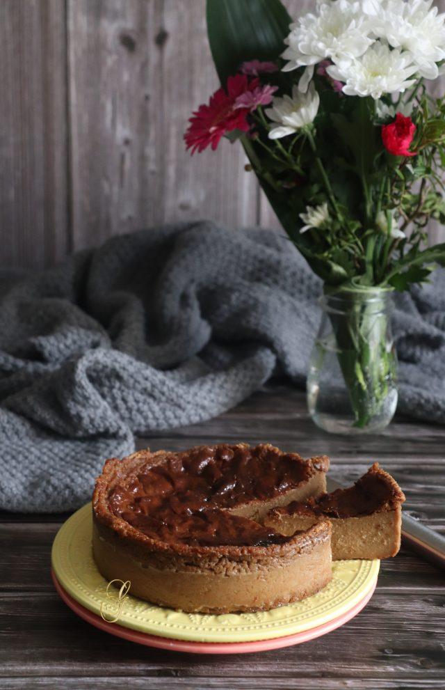 Flan Pâtissier au Café et Cardamome