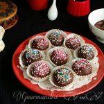 Boules Chocolatées sans Cuisson