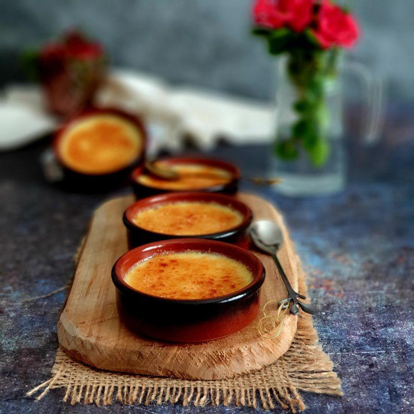 Crème Brulée à la Fève de Tonka