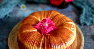 Brioche Pelote de Laine {Wool Roll Bread}