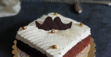 Gâteau au Chocolat pour la Fête des Pères