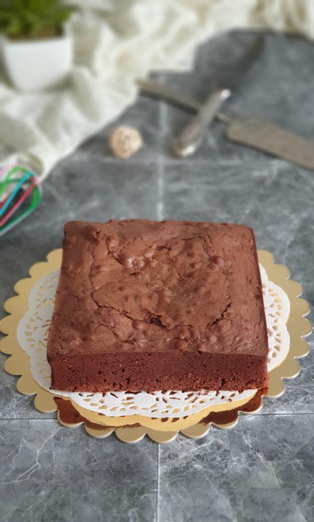 Gâteau au Chocolat pour la Fête de Pères