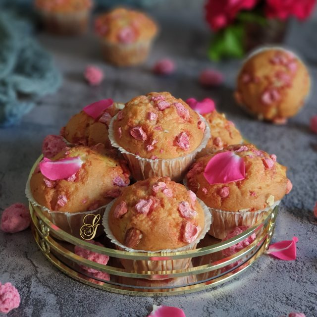 Muffins Ultra Moelleux aux Pralines