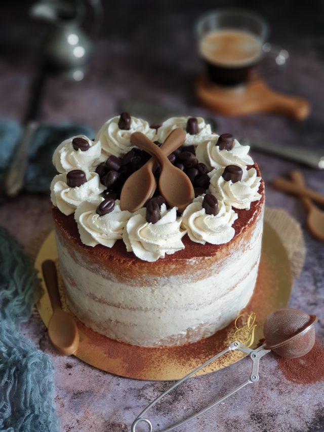 Naked Cake Tiramisu